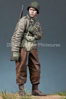 Alpine 35170 - WW2 US Infantry