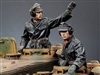 Alpine 35174 - SS Panzer Commander Set (2 figures)