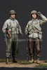 Alpine 35186 - WW2 US Infantry Set (2 figures)