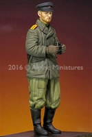 Alpine 35214 - WW2 Russian Tank Commander