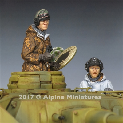 Alpine 35240 - WSS Panzer Crew Winter Set
