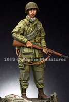 Alpine 35251 - US 101st Airborne Trooper