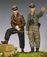 Alpine 35255 - WSS Officers 44-45 Set (2 figures)