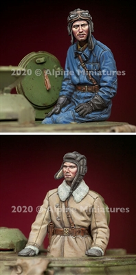 Alpine 35283 - Russian Tank Commander Set