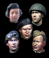 Alpine H015 - WW2 British Head Set #1
