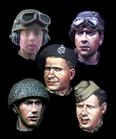 Alpine H016 - WW2 British Head Set #2