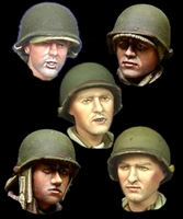 Alpine H019 - WW2 US Infantry Head Set