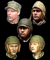 Alpine H020 - WW2 US Tanker Head Set