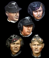 Alpine H022 - German Panzer Crew Head Set #2
