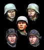 Alpine H023 - German Infantry Head Set