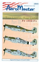 AeroMaster 32-014 - Too Little, Too Late Fw 190D-9's, Part III