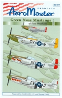 AeroMaster 32-017 - Green Nose Mustangs of East Wretham, Part II