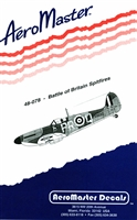 AeroMaster 48-078 - Battle of Britain Spitfires