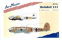 AeroMaster 48-121 Heinkel 111 Collection, Part I
