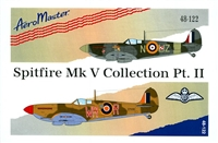 AeroMaster 48-122 Spitfire Mk V Collection, Part II