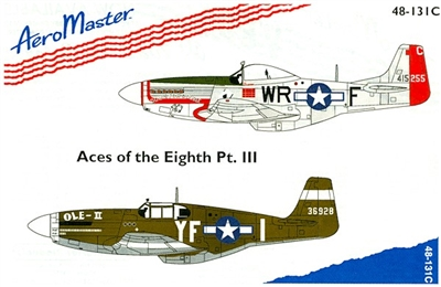 AeroMaster 48-131 Aces of the Eighth, Part III