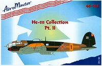 AeroMaster 48-142 He-111 Collection, Part II