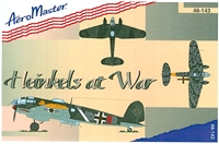 AeroMaster 48-143 Heinkels at War
