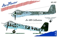 AeroMaster 48-145 Ju-188 Collection