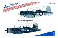 AeroMaster 48-151 Bent Wing Birds