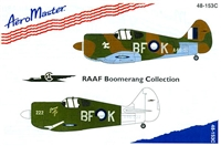 AeroMaster 48-153 RAAF Boomerang Collection