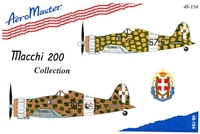 AeroMaster 48-154 Macchi 200 Collection