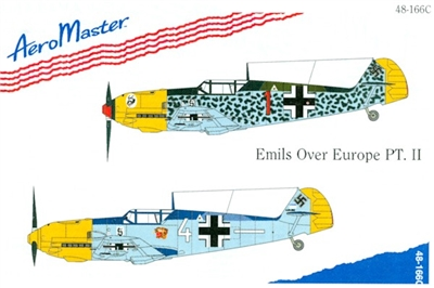 AeroMaster 48-166 Emils Over Europe, Part II