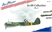 AeroMaster 48-172 Ju 88 Collection, Part I