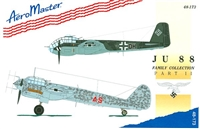 AeroMaster 48-173 Ju 88 Family Collection, Part II