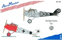 AeroMaster 48-185 Pfalz Fighter Collection, Part I