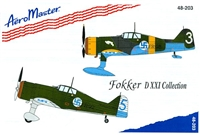 AeroMaster 48-203 Fokker D XXI Collection