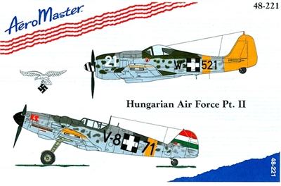 AeroMaster 48-221 Hungarian Air Force, Part II