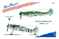 AeroMaster 48-222 Operation Bodenplatte, Part 1 (January 1, 1945)