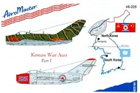 AeroMaster 48-229 Korean War Aces, Part I