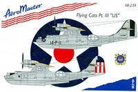 "AeroMaster 48-239 Flying Cats Part III ""US"""