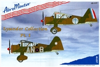 AeroMaster 48-257 Lysander Collection, Part I