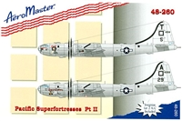 AeroMaster 48-260 Pacific Superfortresses, Part II