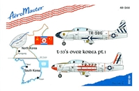 AeroMaster 48-266 T-33's Over Korea, Part I