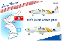 AeroMaster 48-267 T-33's Over Korea, Part II