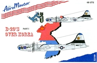 AeroMaster 48-272 B-29's Over Korea, Part I