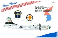 AeroMaster 48-273 B-29's Over Korea, Part II