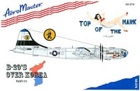AeroMaster 48-274 B-29's Over Korea, Part III