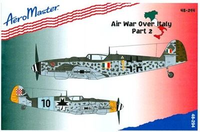 AeroMaster 48-294 - Air War Over Italy, Part 2