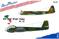 AeroMaster 48-295 - Air War Over Italy, Part III