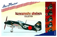 AeroMaster 48-326 Kawanishi Shiden Collection
