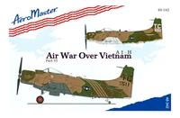AeroMaster 48-342 - A1-H Air War Over Vietnam, Part VI