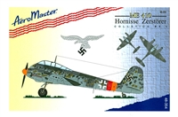 AeroMaster 48-354 ME 410 Hornisse Zerstorer Collection, Part I
