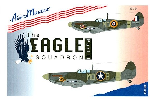 AeroMaster 48-364 The Eagle Squadron, Part II