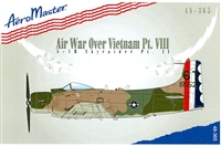 AeroMaster 48-365 - Air War Over Vietnam, Part VII (A-1H Skyraider Part II)
