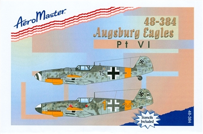 AeroMaster 48-384 - Augsburg Eagles, Part VI